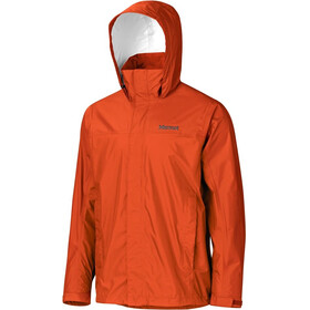 Marmot PreCip Jakke Herre Orange
